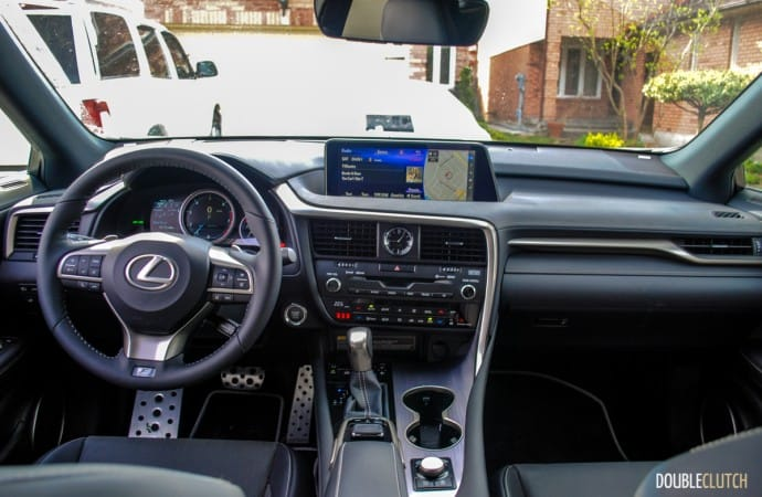 2018 Lexus RX 350 F-Sport AWD review