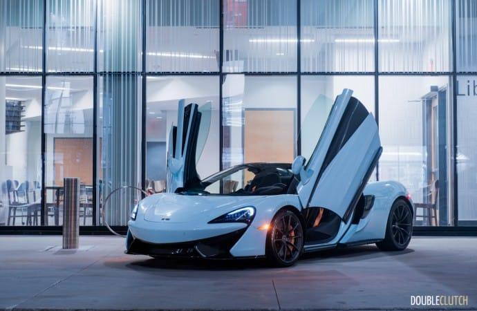 2018 McLaren 570S Spider Launch Edition