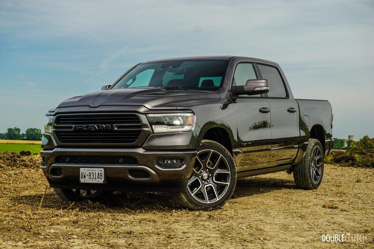 Dodge Ram 1500 Diesel >> First Drive: 2019 RAM 1500 Sport | DoubleClutch.ca