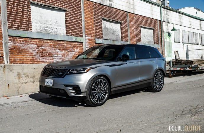 2018 Range Rover Velar First Edition