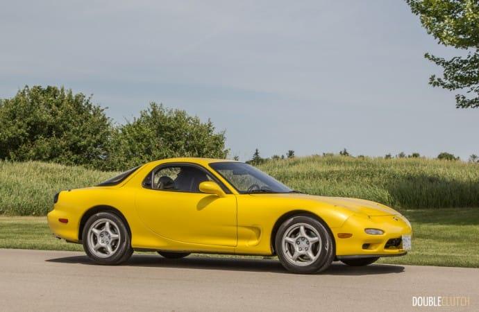 Enthusiast's Corner: 1993 Mazda RX-7