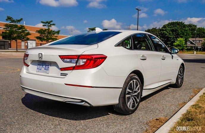 2018 Honda Accord Hybrid Touring review