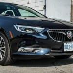 2018 Buick Regal Sportback Essence AWD review