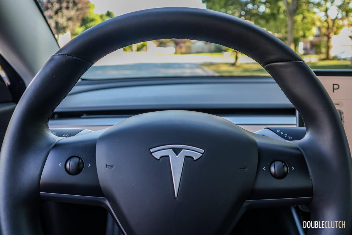 2018 Tesla Model 3 Review | DoubleClutch ca