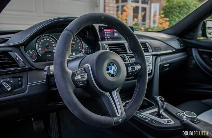 2018 BMW M3 CS review