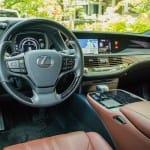 2019 Lexus LS 500h AWD review