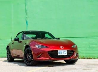 2019 Mazda MX-5 GS Sport