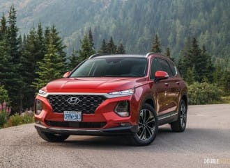 First Drive: 2019 Hyundai Santa Fe