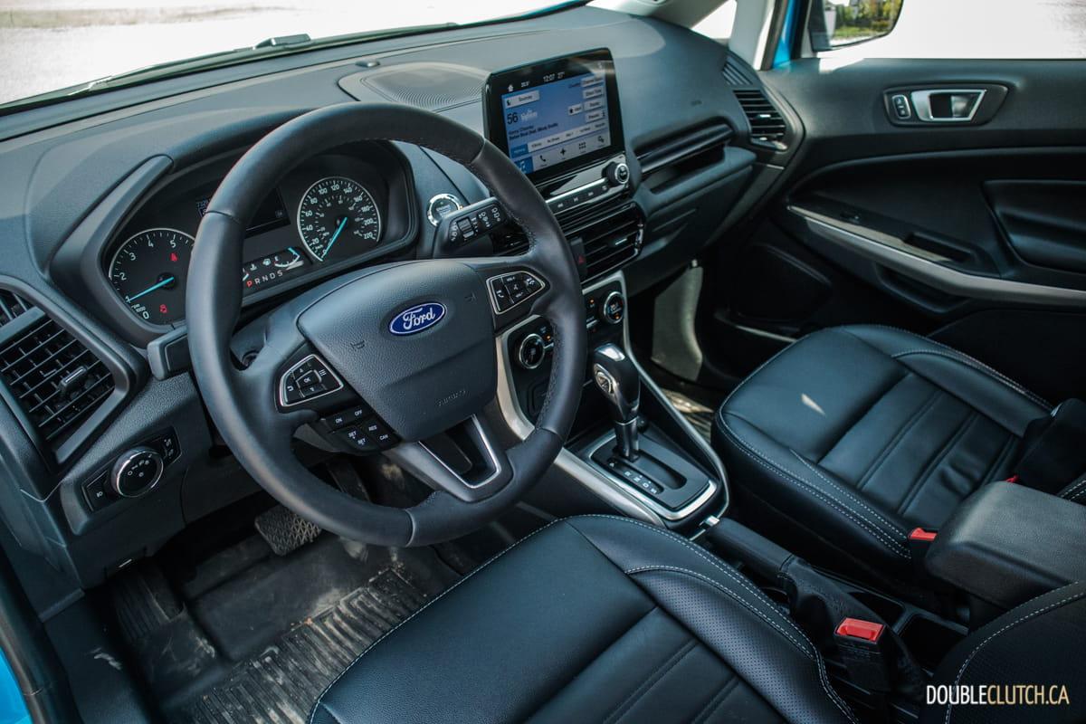 2019 Ford Ecosport Titanium Doubleclutch Ca