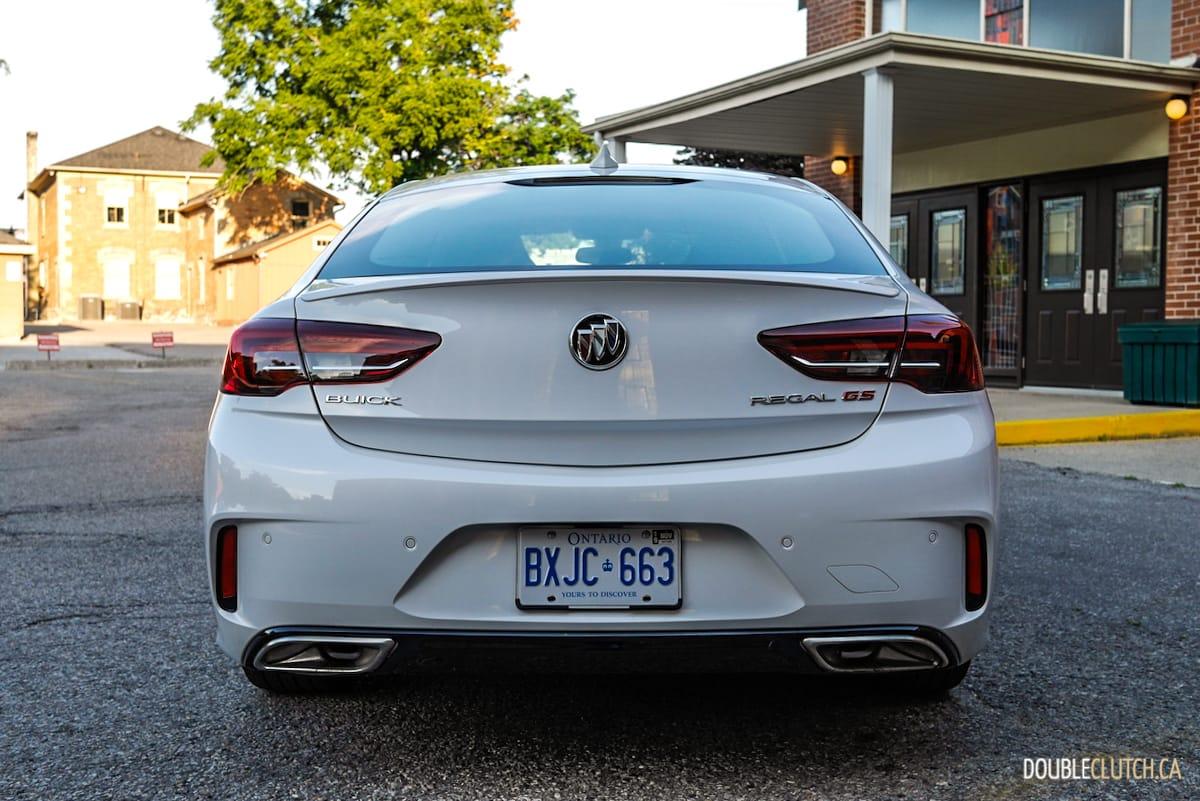 2019 Buick Regal Sportback GS AWD | DoubleClutch.ca