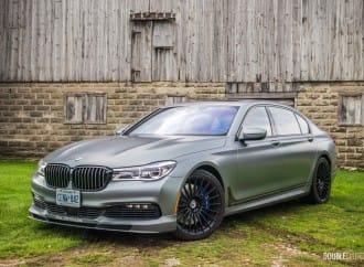 2019 BMW Alpina B7 Exclusive Edition