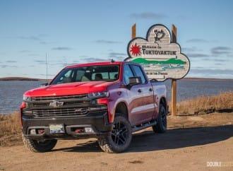 First Drive: 2019 Chevrolet Silverado