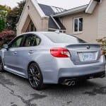 2019 Subaru WRX STI Sport-tech review