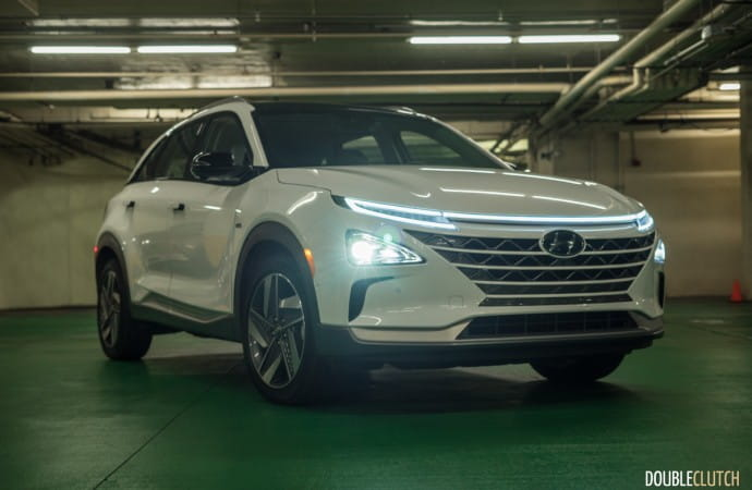 First Drive: 2019 Hyundai Nexo