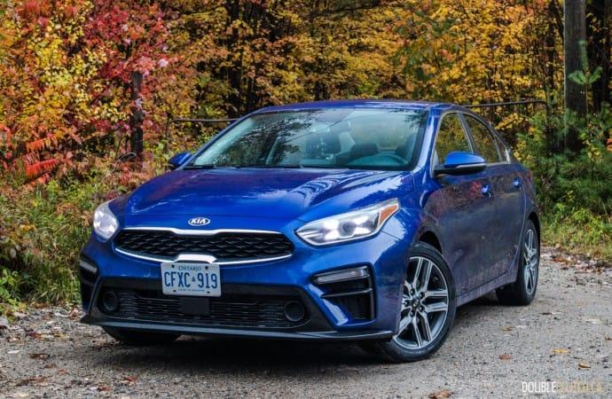 First Drive: 2019 Kia Forte