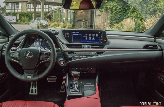 2019 Lexus ES 350 F-Sport review
