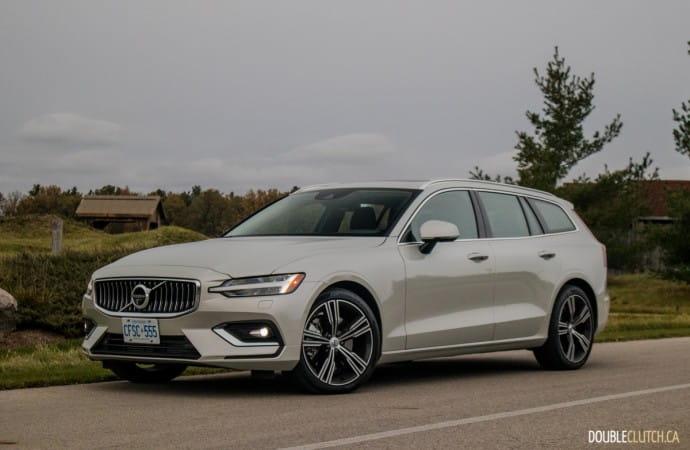 2019 Volvo V60 T6 Inscription