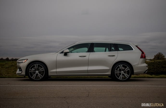 2019 Volvo V60 T6 Inscription review