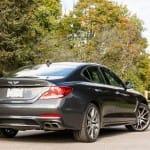 2019 Genesis G70 2.0T Prestige review
