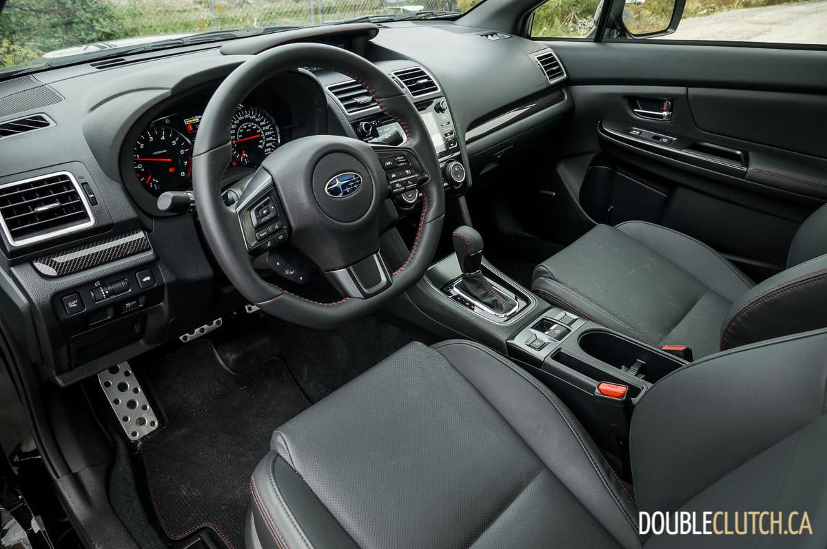 2019 Subaru WRX Sport-tech | DoubleClutch ca