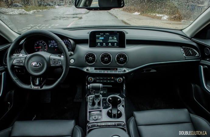 2019 Kia Stinger GT-Line review