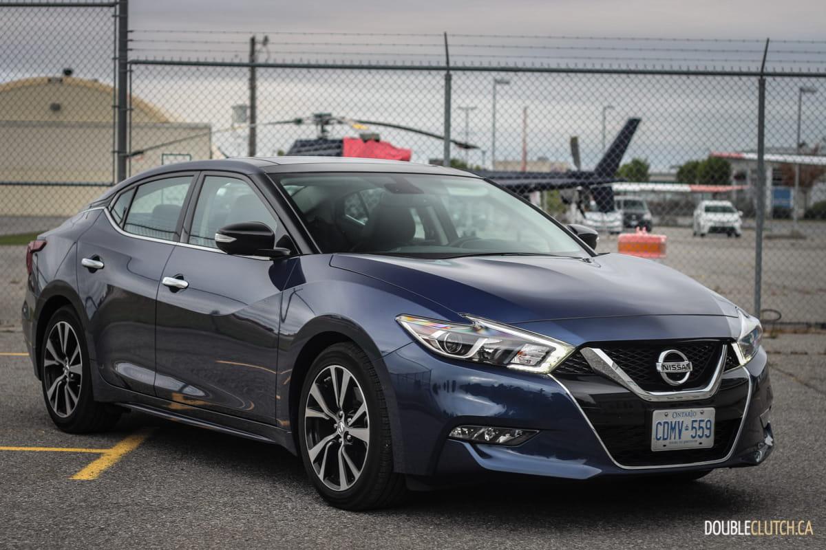 2018 Nissan Maxima Platinum Review | DoubleClutch.ca