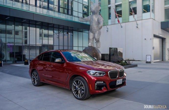 2019 BMW X4 M40i xDrive