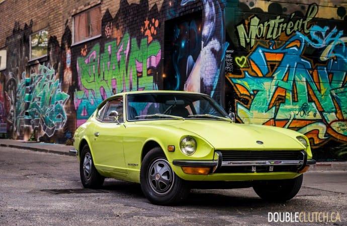 Enthusiast's Corner: 1972 Datsun 240Z