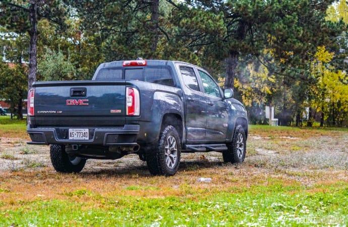 2019 GMC Canyon All-Terrain review