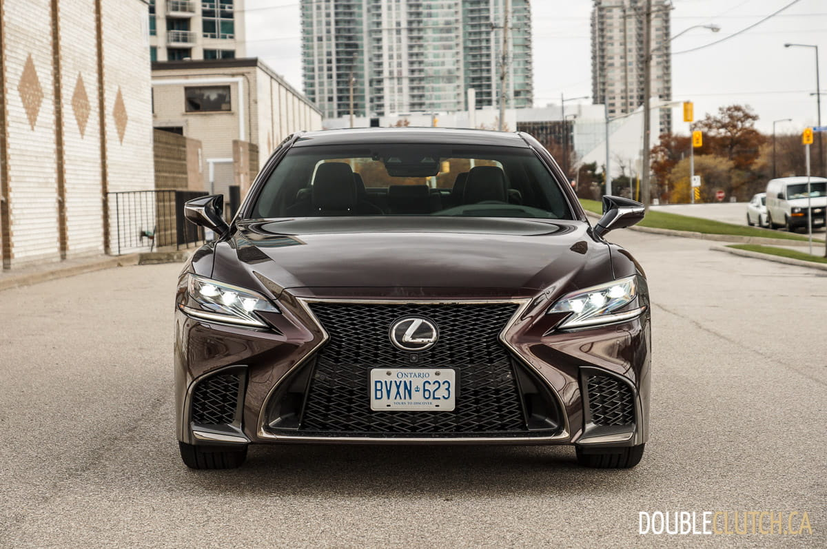 2019 Lexus Ls 500 F Sport Awd Doubleclutch Ca