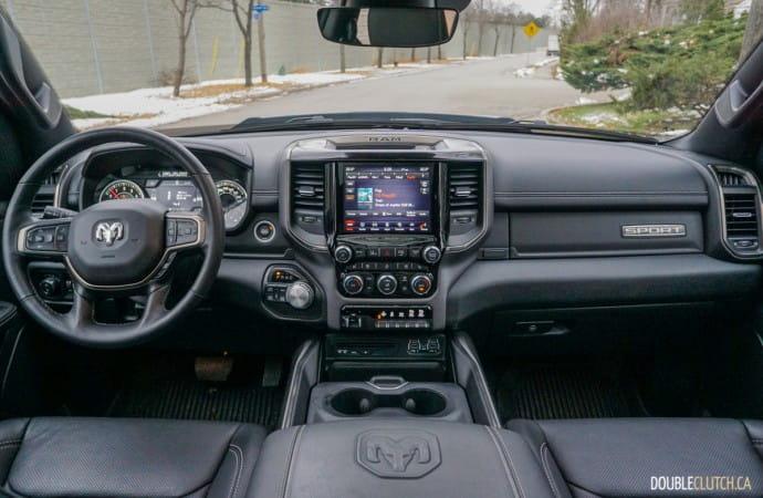 2019 Ram 1500 Sport Crew Cab review