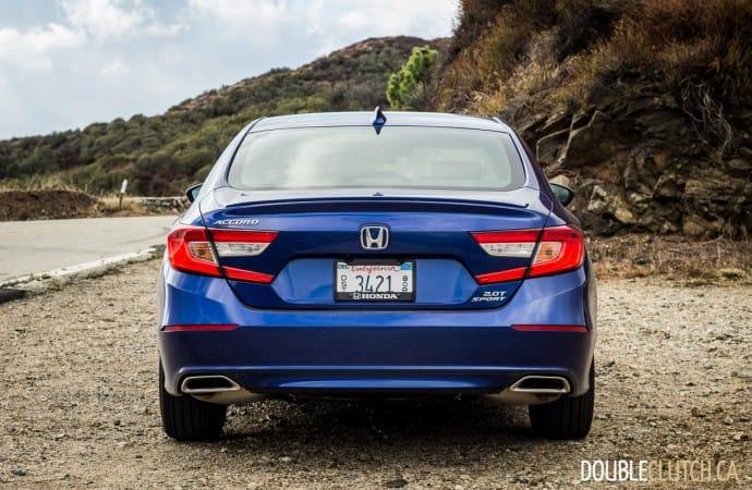 2019 Honda Accord Sport 2.0T review