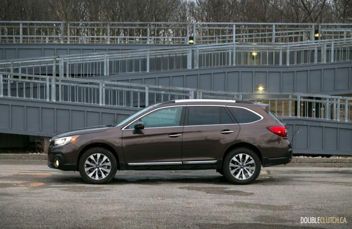 2019 Subaru Outback 3.6R Premier review