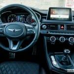 2019 Genesis G70 2.0T Sport RWD review