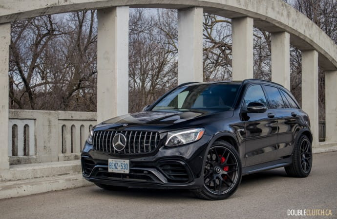 2019 Mercedes-AMG GLC 63 S 4MATIC+