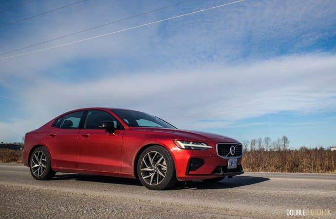 2019 Volvo S60 T6 R-Design review
