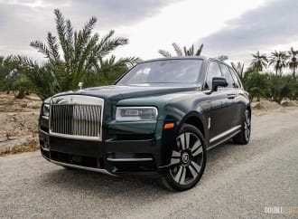First Drive: 2019 Rolls-Royce Cullinan