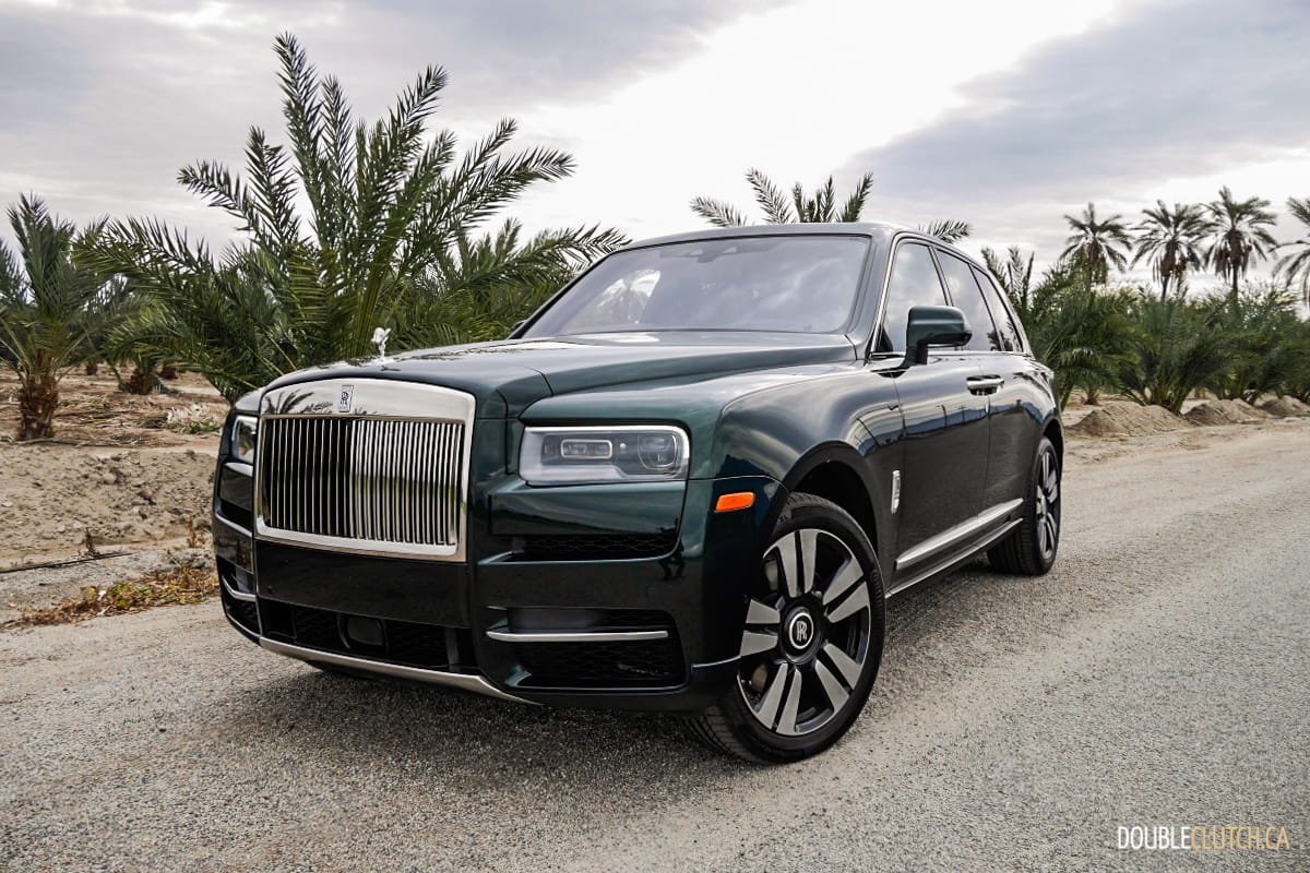 Palm Springs Subaru >> First Drive: 2019 Rolls-Royce Cullinan | DoubleClutch.ca