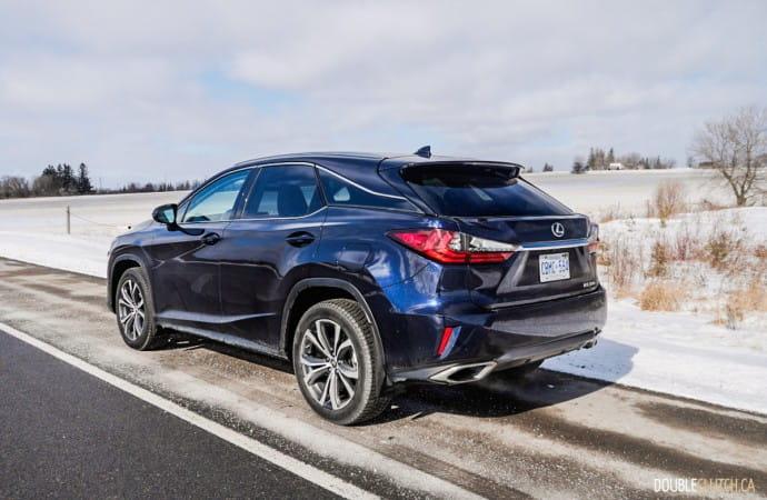 2019 Lexus RX 350 AWD Review review