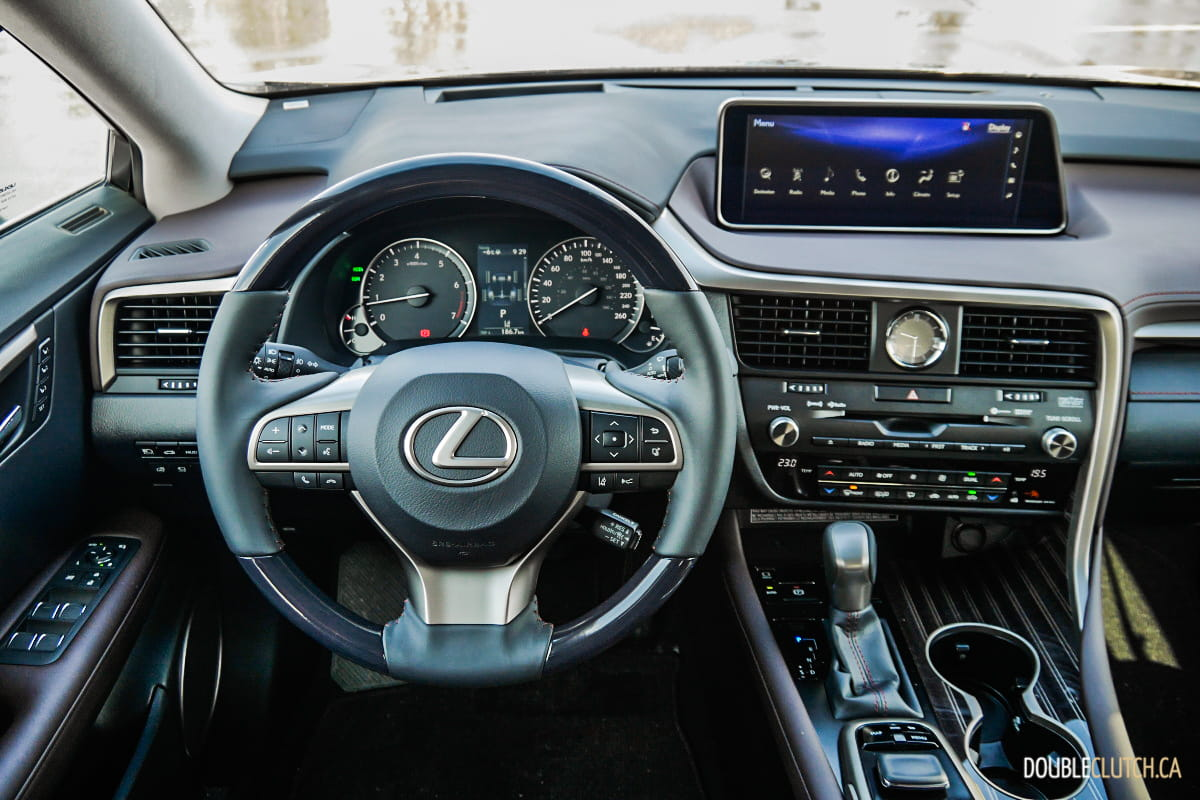 2019 Lexus RX 350 AWD Review | DoubleClutch ca