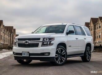2019 Chevrolet Tahoe RST Premier