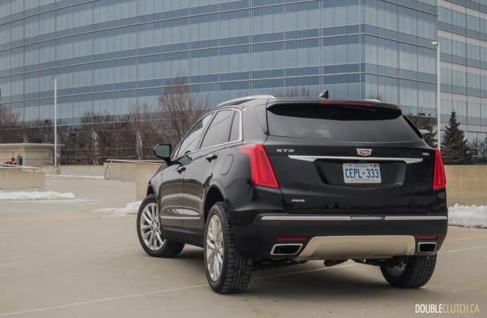 2019 Cadillac XT5 Platinum AWD review