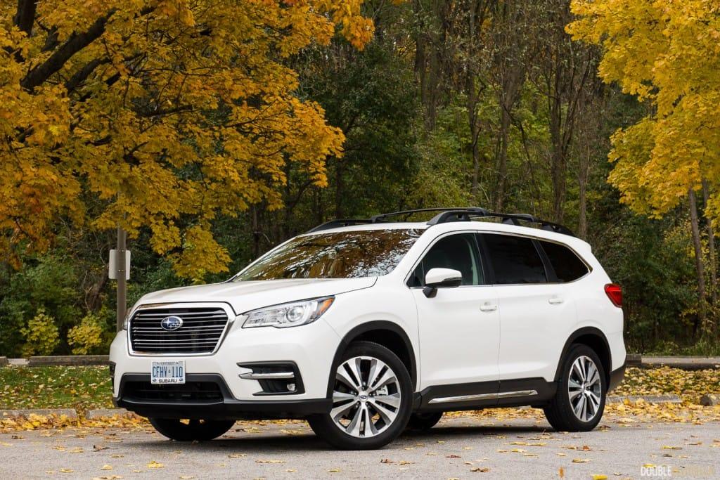 2019 Subaru Ascent Limited Review | DoubleClutch.ca