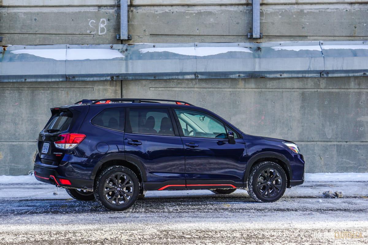 2019 Subaru Forester Sport Review | DoubleClutch ca