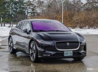 2019 Jaguar I-Pace EV400