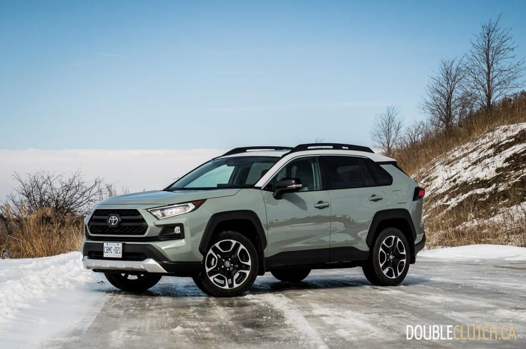 2019 toyota rav4 trail awd review