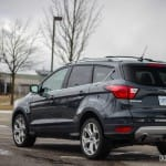 2019 Ford Escape Titanium review