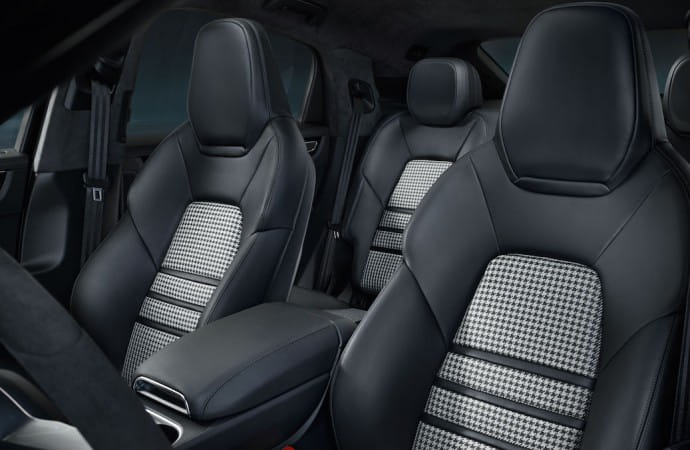 First Look: 2020 Porsche Cayenne Coupe Interior