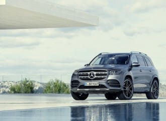 First Look: 2020 Mercedes-Benz GLS