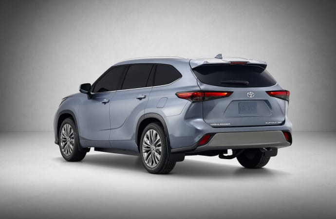 First Look: 2020 Toyota Highlander